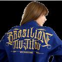 Wicked One Kimono JJB Gold Navy