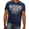 Photo de Tee-shirt Wicked One Punishement Bleu Coton pour Tee-Shirt 2013THP2