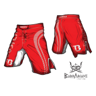 Booster Fight Gear MMA Shorts Pro Shade red