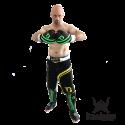 "Short MMA Booster Fight Gear ""Pro Shade"" noir"