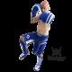 "Photo de Short MMA Booster Fight Gear \\""Pro Shade\\"" bleu pour Short MMA MS-BG-PS01"