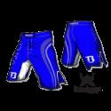 """Short MMA Booster Fight Gear """"Pro Shade"""" bleu"""