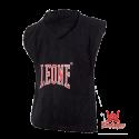 Leone 1947 Sponge Boxing poncho black