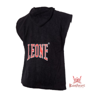 Leone 1947 Sponge Boxing poncho black images, photos, pictures on Sponge Boxing Poncho AB778