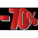 Solde -70%