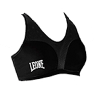 Woman Boxing chest guard