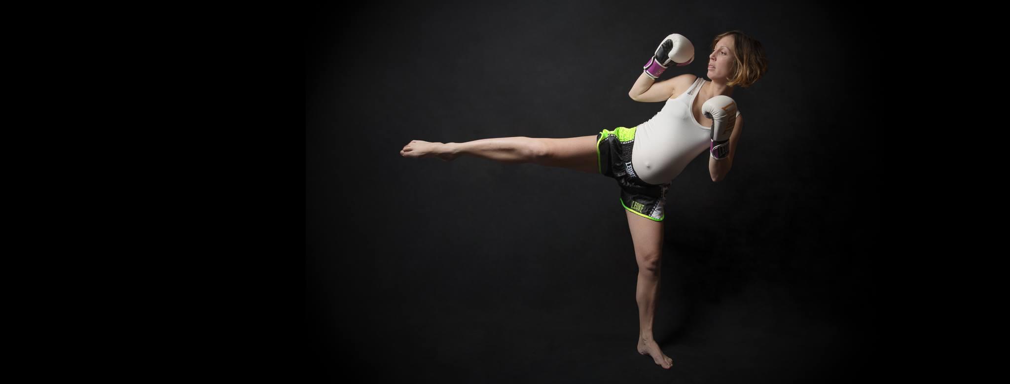 Marie pierre Anstett Boxe Championnat de France Sanda Elite  Wushu - 56 kg