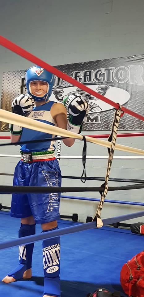 Maxime Volkov Sparing partners Brookling Etats-Unis Sambo Kempo MMA